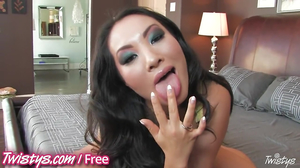 Hot compilation with the beautiful Asian babe