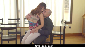 Oyeloca - Latina Seduced and Fucked by Horny