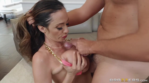 Big boobs Latina MILF loves sweaty sex on camera